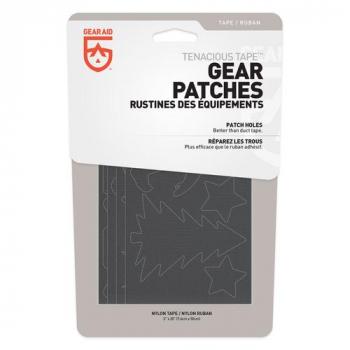 Лента универсальная GEAR AID Gear Patches Camping для ремонта одежды и снаряжения 7,6 х 50 см в интернет магазине Rybaki.ru
