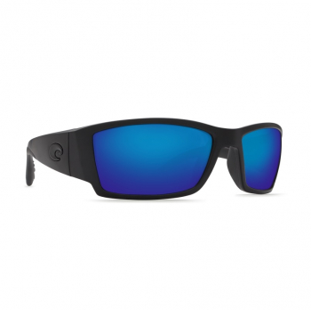 Очки поляризационные COSTA DEL MAR Corbina W580 р. L цв. Blackout цв. ст. Blue Mirror Glass