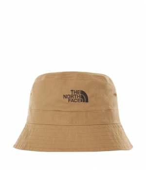 Панама THE NORTH FACE Cotton Bucket Hat цвет Kelp Tan
