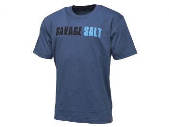 Футболка SAVAGE GEAR Salt Tee цвет синий