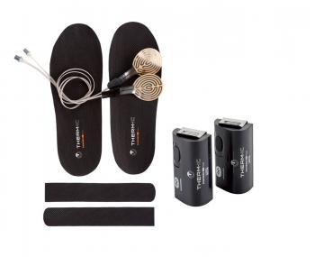 Комплект стелек с аккумулятором THERM-IC Set Heat Flat + C-Pack 1300