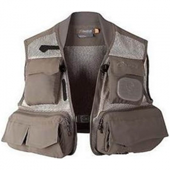 Жилет CLOUDVEIL Upstream Mesh Fish Vest цвет Aluminum в интернет магазине Rybaki.ru