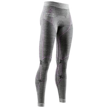 Кальсоны X-BIONIC Apani 4.0 Merino Pants Wmn цвет Черный / Серый / Розовый