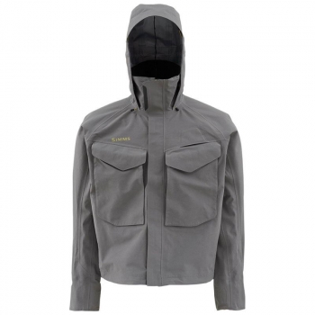 Куртка SIMMS Guide Jacket цвет Iron в интернет магазине Rybaki.ru