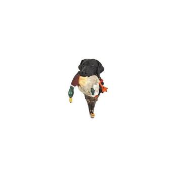 Крючок TMB Крючок (черный лабрадор с уткой)