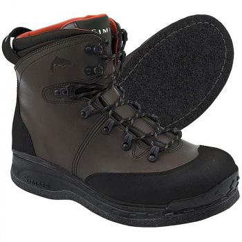 Ботинки SIMMS Freestone Boot Felt цвет dark olive