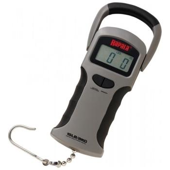 Весы RAPALA RGSDS-15 Электронные весы на 8 кг (с Memory+) в интернет магазине Rybaki.ru