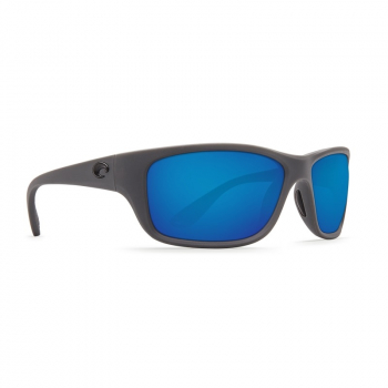 Очки поляризационные COSTA DEL MAR Tasman Sea W580 р. L цв. Matte Gray цв. ст. Blue Mirror Glass