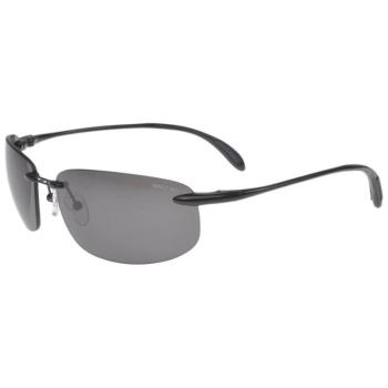 Очки солнцезащитные MAKO Feather Flex XL цв. Shiny Black цв. стекла Nylon HD Grey