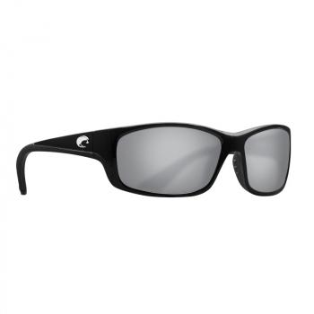 Очки поляризационные COSTA DEL MAR Jose 580G р. M цв. Shiny Black цв. ст. Gray Silver Mirror