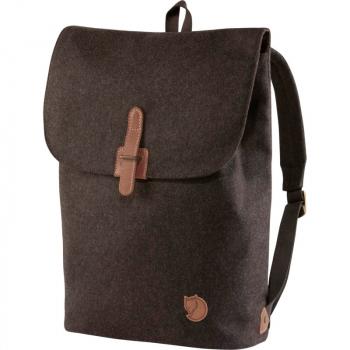 Рюкзак FJALLRAVEN Norrvage Foldsack цв. Brown 16 л в интернет магазине Rybaki.ru