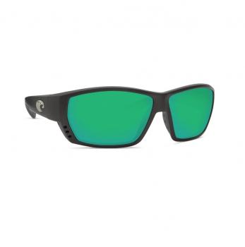 Очки поляризационные COSTA DEL MAR Tuna Alley 580P р. L цв. Steel Gray Metallic цв. ст. Green Mirror