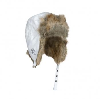 Шапка BERGANS Fur Hat Pelslue цвет White
