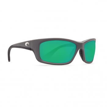 Очки поляризационные COSTA DEL MAR Jose W580 р. M цв. Matte Gray цв. ст. Green Mirror Glass