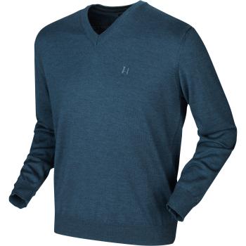 Пуловер HARKILA Glenmore Pullover цвет Heritage Blue