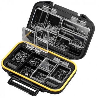 Коробка SPRO Parts Stocker M 125 x 90 x 50 мм в интернет магазине Rybaki.ru