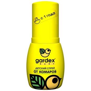 Спрей GARDEX Baby Детский от комаров от 1 года 50 мл в интернет магазине Rybaki.ru
