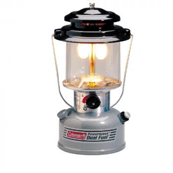Лампа бензиновая COLEMAN Dual Fuel с двумя сеточками (285 серия) в интернет магазине Rybaki.ru
