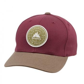 Кепка SIMMS Classic Baseball Cap цв. Malbec
