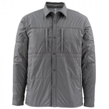 Рубашка SIMMS Confluence Reversible J цвет Charcoal