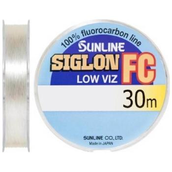 Флюорокарбон SUNLINE Siglon FC 30 м 0.100 мм в интернет магазине Rybaki.ru