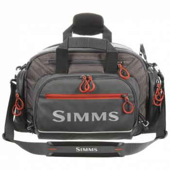 Сумка SIMMS Challenger Ultra Tackle Bag цв. Anvil в интернет магазине Rybaki.ru