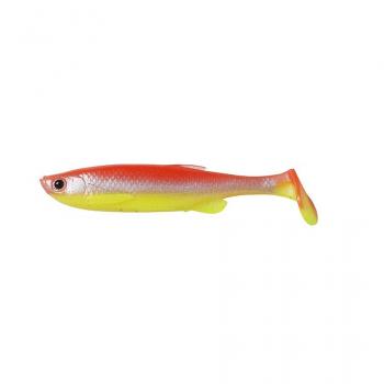 Приманка SAVAGE GEAR LB 3D Fat Minnow T-tail Bulk (40 шт.) 13 см цв. YR Fluo