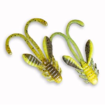 """Креатура CRAZY FISH Allure 2"""" (6 шт.) зап. кальмар, код цв. 30d"""