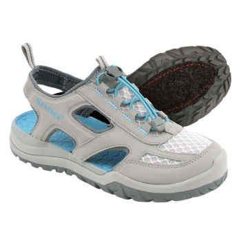 Сандалии SIMMS Women's Riprap Sandal - Felt цвет Mineral