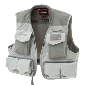 Жилет SIMMS Freestone Vest цвет smoke