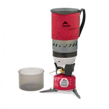 Горелка газовая MSR WindBurner Personal Stove System в интернет магазине Rybaki.ru