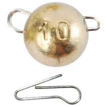 Груз разборный INTECH Tungsten 74 Gold 1 г (3 шт.)