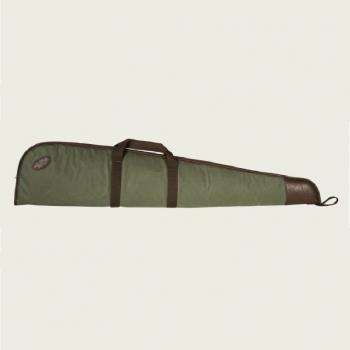 Чехол SEELAND Rifle slip, design line цв. Green / Brown 125 см