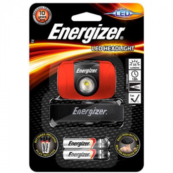 Фонарь ENERGIZER LED Headlight 2AAA (E300370901) в интернет магазине Rybaki.ru