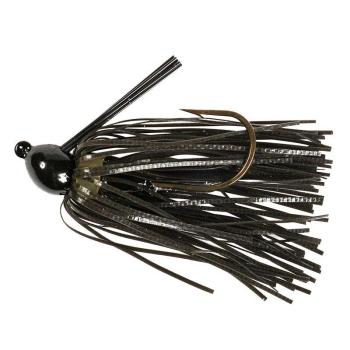 Бактейл STRIKE KING Bitsy Bug mini jig 3,5 г (1/8 oz) цв. black