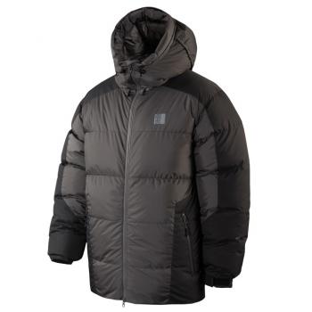 Куртка пуховая SIVERA Аргамак цвет асфальт/черный в интернет магазине Rybaki.ru