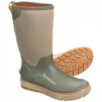 Сапоги SIMMS Riverbank Pull-On Boot 14 цвет Loden