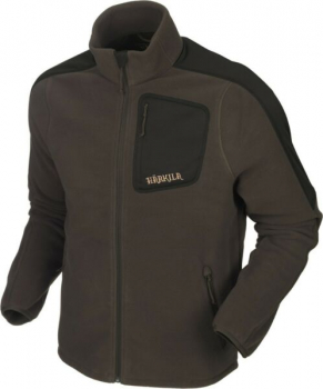 Толстовка HARKILA Venjan Fleece Jacket цвет Shadow Brown/Willow green