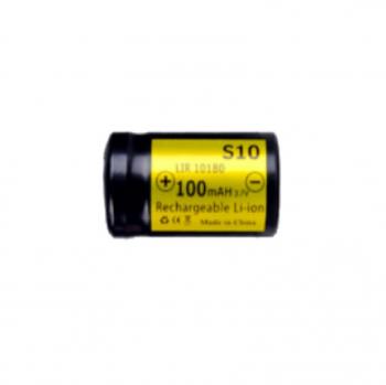 Аккумулятор MECARMY 10180 Li-ion 100 mAh в интернет магазине Rybaki.ru
