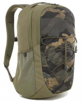 Рюкзак THE NORTH FACE Jester цв. burnt olive green woods camo print / burnt olive green 29 л в интернет магазине Rybaki.ru