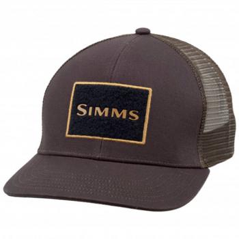 Кепка SIMMS High Crown Trucker цв. Bark