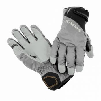 Перчатки SIMMS Prodry Glove цвет Charcoal в интернет магазине Rybaki.ru