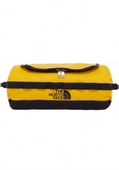 Сумка The North Face Base Camp Travel Canister S 3,5 л цв. желтый