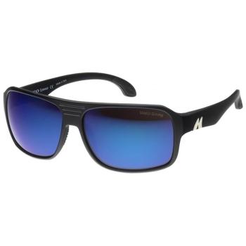 Очки солнцезащитные MAKO Ronin цв. Matt Black цв. стекла Glass HDIR Blue Mirror