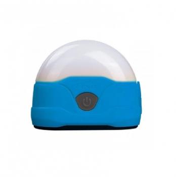 Фонарь FENIX CL20R цв. голубой. Свой АКБ, зарядка от USB