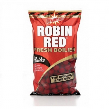 Бойл тонущий DYNAMITE BAITS 15 мм Robin Red 1 кг в интернет магазине Rybaki.ru