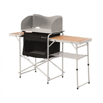 Стол OUTWELL Vancouver Kitchen Table складной нагр. 30 кг в интернет магазине Rybaki.ru