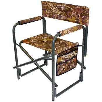 Кресло CAMPING WORLD Ahtuba (нагрузка 130 кг) цв. Камуфляж в интернет магазине Rybaki.ru