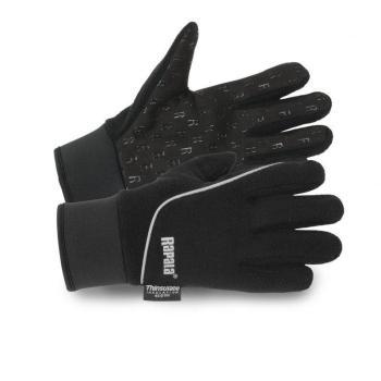 Перчатки RAPALA Stretch цвет черный