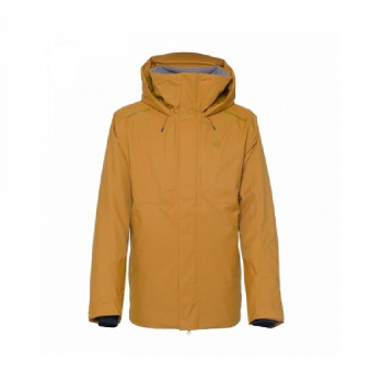 Куртка FHM Mist цвет коричневый в интернет магазине Rybaki.ru